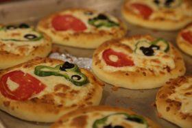 بيتزا صغير
