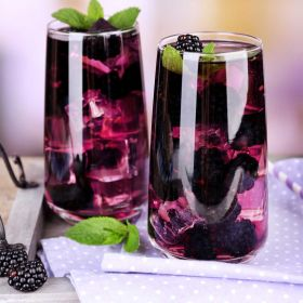 عصير توت شامي1 لتر