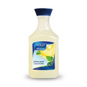 عصير المراعي ليمون ونعنع 1.5 لتر