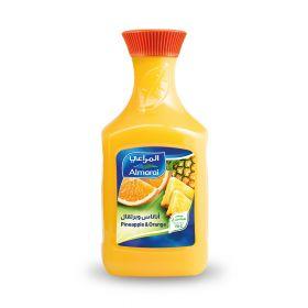 عصير المراعي اناناس برتقال 1.5 لتر