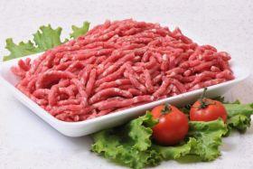 لحم عجل بلدي مفروم خشن - 1كغ