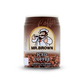 مستر براون قهوة مثلجة 240 مل