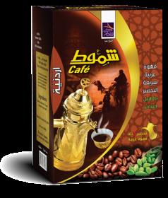 قهوة شموط عربية بالهيل