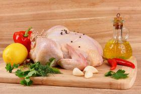 دجاج مجمد حب